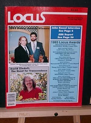 Locus Magazine #391, August 1993: Brown, Charles N