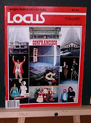 Locus Magazine #394, November 1993: Brown, Charles N