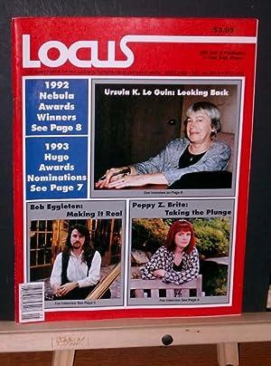 Locus Magazine #388, May 1993: Brown, Charles N