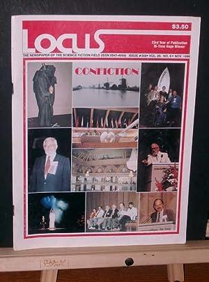Locus Magazine #358, November 1990: Brown, Charles N