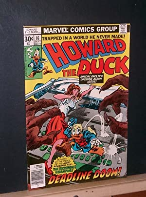 Howard the Duck #16: Weiss, Alan and