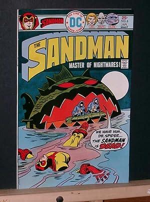 Sandman #6: Kirby, Jack and