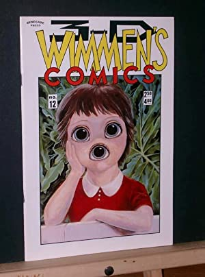 Wimmen's Comics #12 3-D: Lay, Carol and