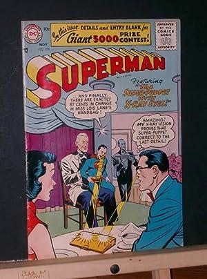 Superman #109: Plastino, Al and