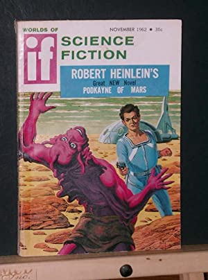 Worlds of If Science Fiction, November 1962: Heinlein, Robert and