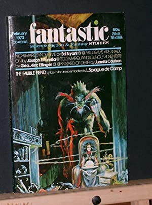 Fantastic Stories, February 1973: Bryant, Ed and