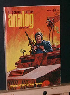 Analog Science Fiction-Science Fact, May 1973: Pournelle, Jerry and