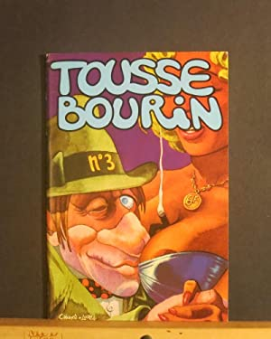 Tousse Bourin #3: Cabanes, Max and