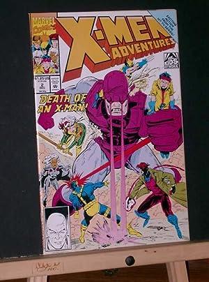 X-men Adventures Vol 1 #2: Wildman, Andrew