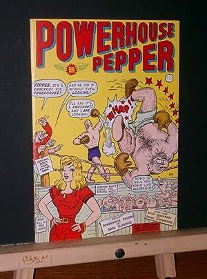 Powerhouse Pepper: Wolverton, Basil