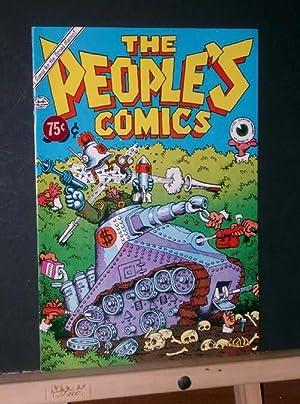 The People's Comics: Crumb, Robert (R)