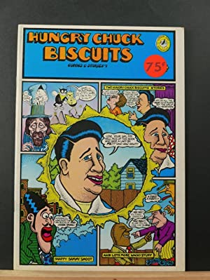 Hungry Chuck Biscuits Comics and Stories #1: Crumb, Robert (R)