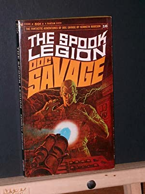 Doc Savage #16: The Spook Legion
