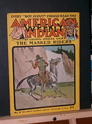 American Indian Weekly #11 (The Masked Riders)