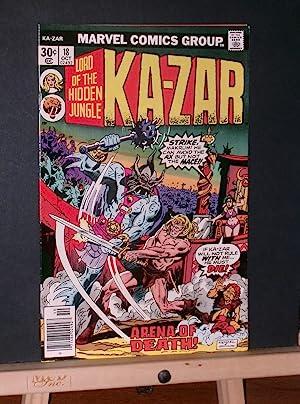 Ka-Zar #18: Mayerik, Val