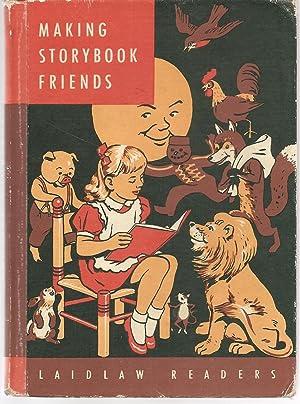 Making Storybook Friends: Yoakam, Gerald, Kathleen