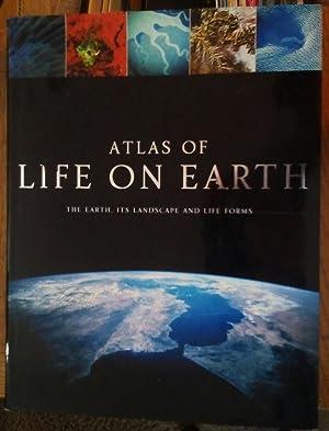 Atlas of Life on Earth: Dougal Dixon