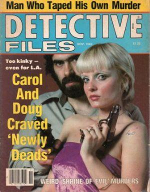 DETECTIVE FILES Volume 28, Number 6