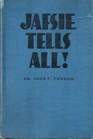JAFSIE TELLS ALL!: Condon (Dr. John