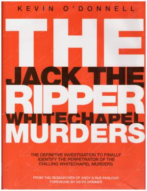 THE JACK THE RIPPER WHITECHAPEL MURDERS.: Parlour (Andy &
