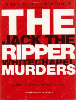 THE JACK THE RIPPER WHITECHAPEL MURDERS: Parlour (Andy &