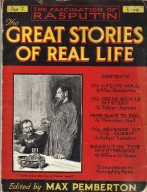 THE GREAT STORIES OF REAL LIFE.Vol. II Part 7.