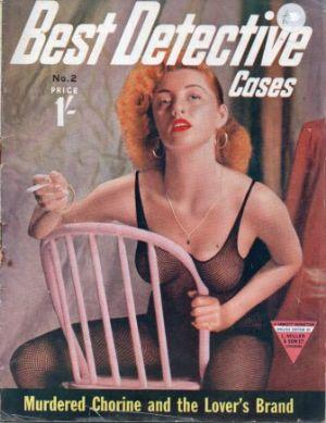 BEST DETECTIVE CASES. Vol. 1 No. 2.