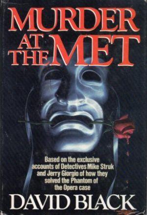 MURDER AT THE MET: Black (David)