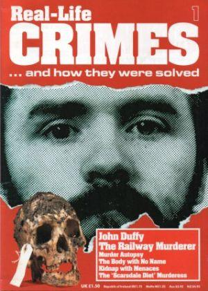 REAL-LIFE CRIMES.and how they were solved Volume 1 Part 1