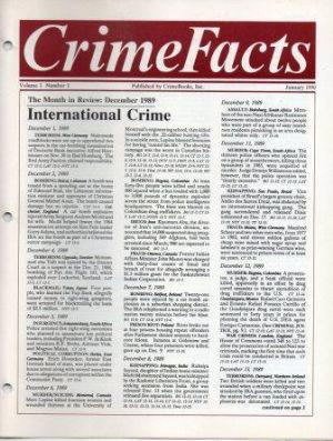 CRIMEFACTS