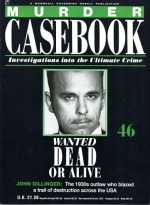 MURDER CASEBOOK Investigations into the Ultimate Crime Parts 46 - 60