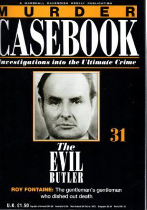 MURDER CASEBOOK Investigations into the Ultimate Crime Parts 31 - 45