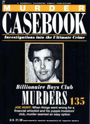 MURDER CASEBOOK Investigations into the Ultimate Crime Parts 135 - 150