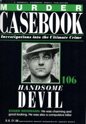 MURDER CASEBOOK Investigations into the Ultimate Crime Parts 106 - 119