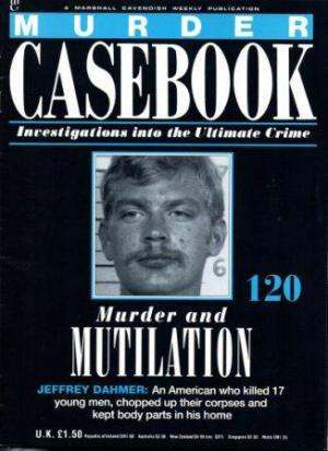 MURDER CASEBOOK Investigations into the Ultimate Crime Parts 120 - 134