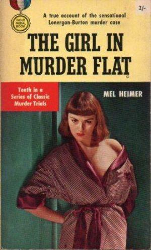 THE GIRL IN MURDER FLAT: Heimer (Mel)