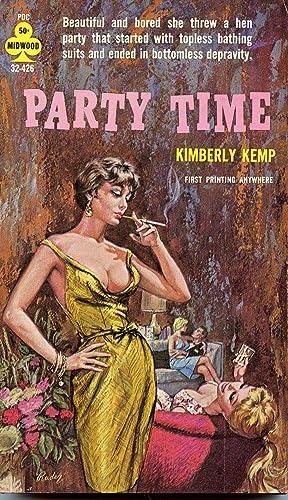 Party Time: Kemp, Kimberly