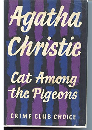 Cat Among the Pigeons: Christie, Agatha