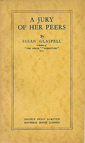 A Jury of Her Peers: Glaspell, Susan