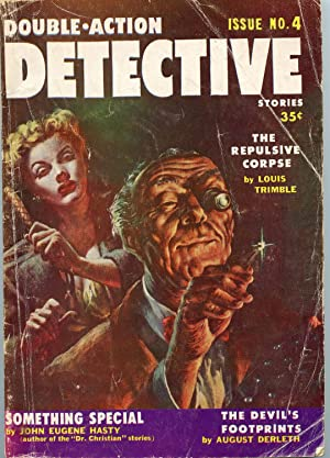 Double-Action Detective Issue No. 4