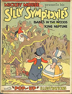 "The ""Pop-Up"" Silly Symphonies: Walt Disney Studios"