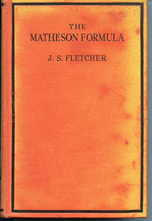 The Matheson Formula: Fletcher, J.S.