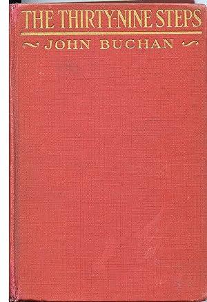 The Thirty Nine Steps: Buchan, John