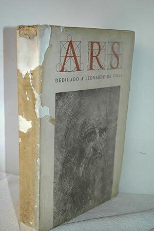 ARS, HOMENAJE A LEONARDO DA VINCI, 1452-1952.: SCHLAGMAN, I. (director).