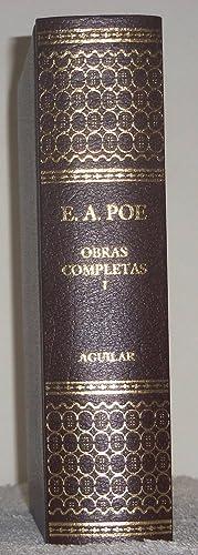 OBRAS COMPLETAS de E.A.POE (I Tomo): Poe, Edgar Allan