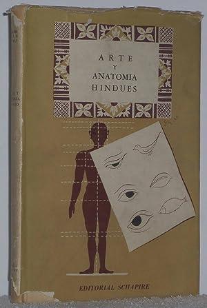 Arte y anatomía hindúes - Sadanga o: Abanindra Nath Tagore