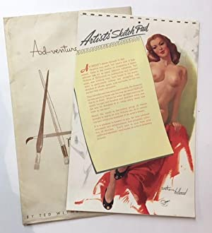 THE ARTIST'S SKETCH PAD 1953