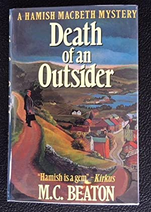 DEATH OF AN OUTSIDER A HAMISH MACBETH MYSTERY