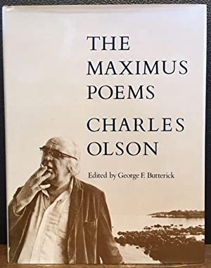 THE MAXIMUS POEMS: Olson, Charles (edited