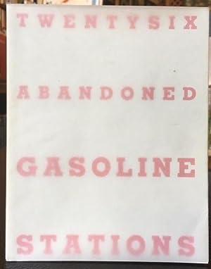 TWENTY-SIX ABANDONED GASOLINE STATIONS: Brouws, Jeffrey